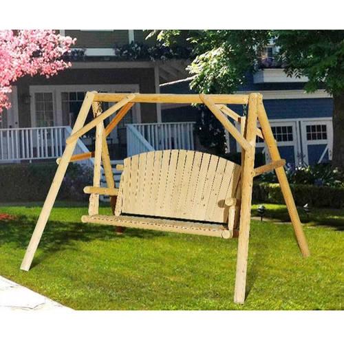 Sunjoy 110205001 Fairbanks Porch Swing