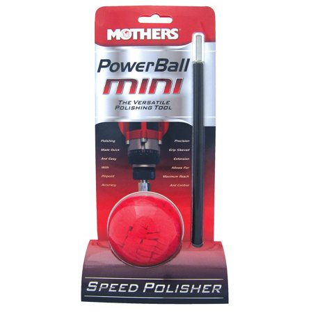 "Mothers 05141 10"" PowerBall Mini™ Polisher"