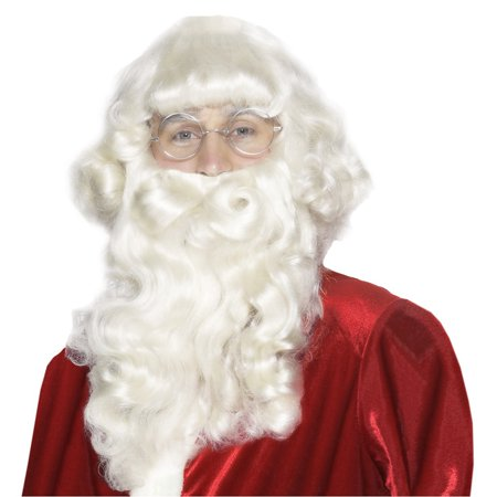 Luxury Santa Beard Adult Costume Accessory - Good Halloween Costume With Beard