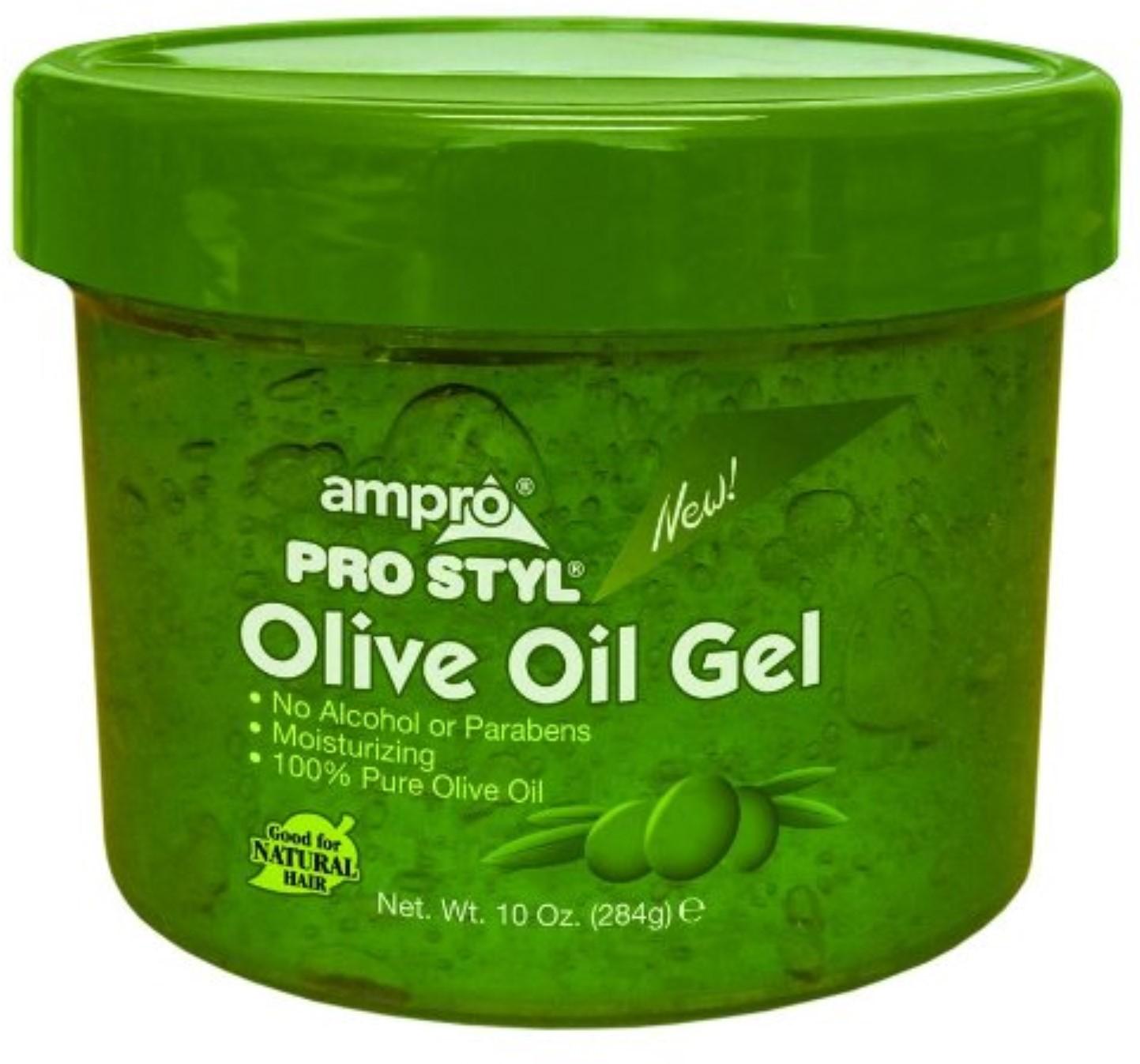 Ampro Olive Oil Gel, 10 oz