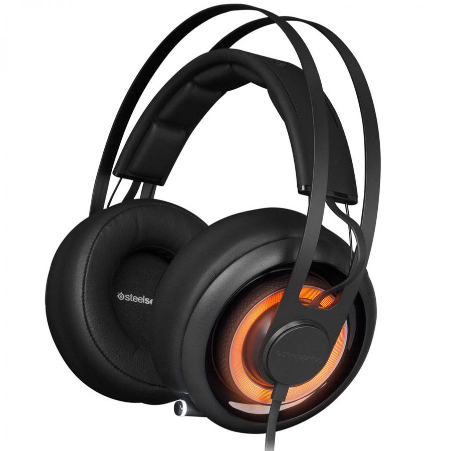 SteelSeries Siberia 650 Headset, Black