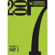 Yearbook of the United Nations 2007 - PART 3 - eBook