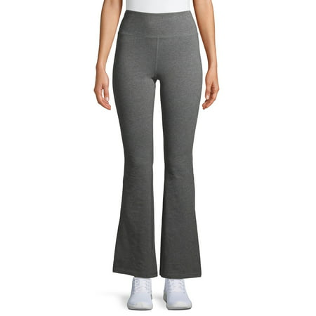 Athletic Works Women's Athleisure Flared Yoga Pants
