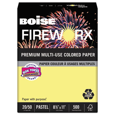 FIREWORX Colored Paper CASMP2201CY