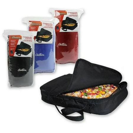 Food Tote (Casserole Carrier and Food Warmer - Portable Travel Casserole Tote (Holds up to 11