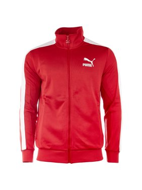 6e41956ff341 Product Image Puma Archive T7 Track Jacket - Ribbon Red - Mens - XL