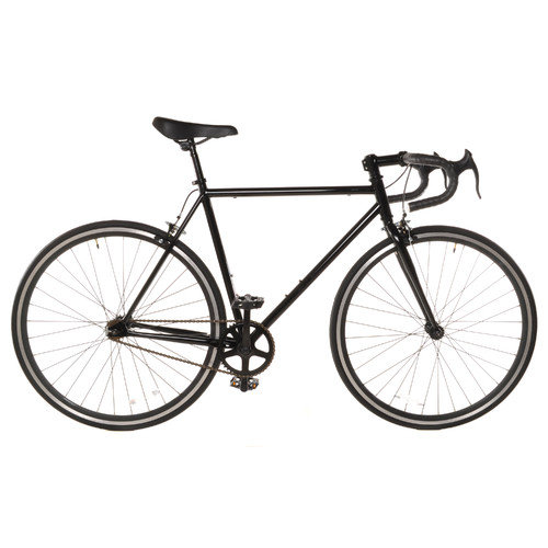 Vilano Men's Track Fixed Gear Fixie Single Speed Road Bike