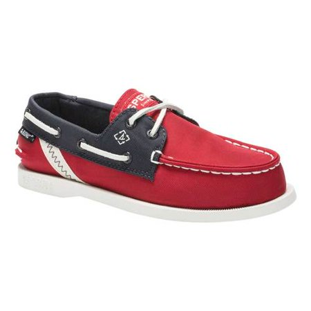 Boys' Sperry Top-Sider Authentic Original Bionic Boat (Sperry Top Sider Boys Billfish Boat Shoes)