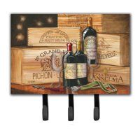 Wine Gran Vin by Malenda Trick Leash or Key Holder TMTR0254TH68