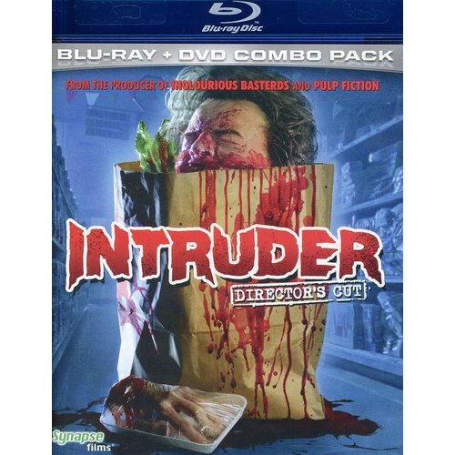 Intruder (Director's Cut) (Blu-ray + DVD) (Widescreen)