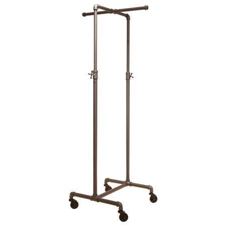 Econoco Pipeline Adjustable 2 Way Cross Bar Rack