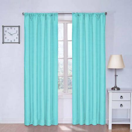 Eclipse Kids Kendall Room Darkening Window Curtain Panel ()