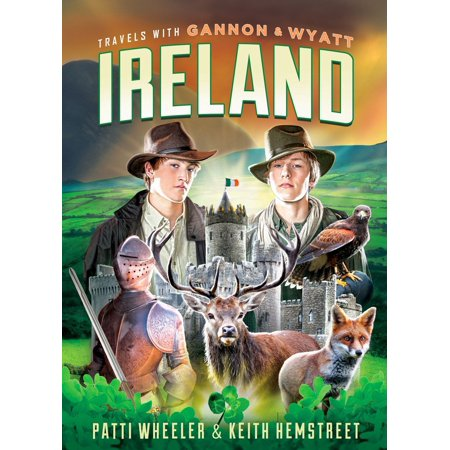 Travels with Gannon and Wyatt: Ireland - eBook