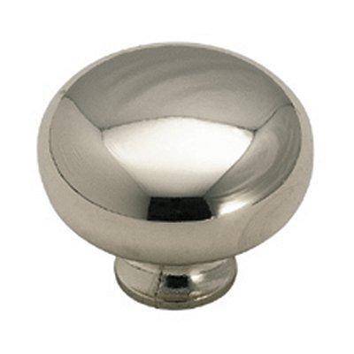 - Classics 1-1/2 in (38 mm) Diameter Weathered Nickel Cabinet Knob