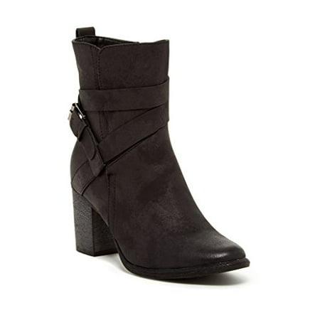 Bucco Women's Charlee Boot, Black, 7.5 M US