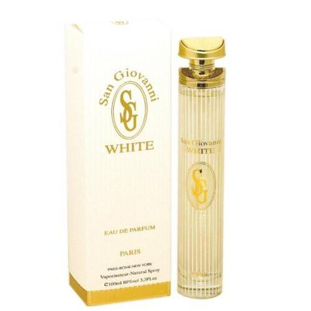 Giovanni Sand (San Giovanni White for Women by San Giovanni 3.4 oz / 100 ml Eau de)