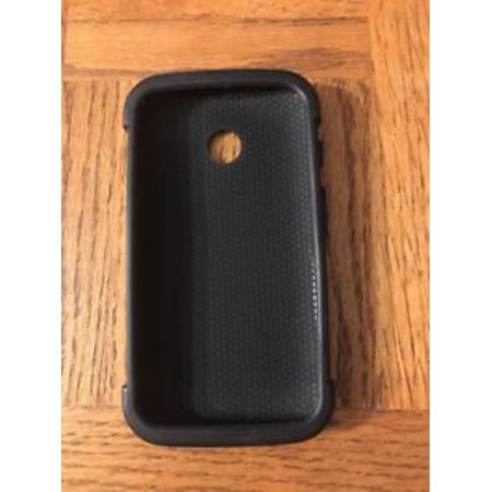 Black Rubber Cell Phone Case Cell phone case