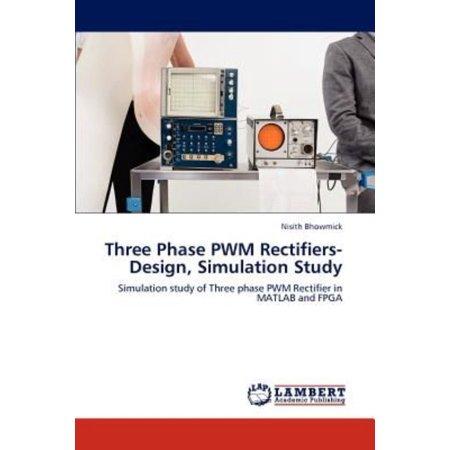 Three Phase Pwm Rectifiers-Design, Simulation Study
