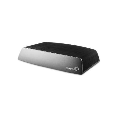 Seagate Central 3TB NAS - Auto Backup, Stream Wirelessly, On-the-Go Access, Apple AirPlay Friendly, Free App  - STCG3000