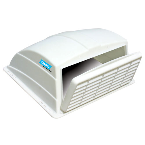 Awesome Camco 40431 RV Roof Vent Cover (White) Image 2 Of 2