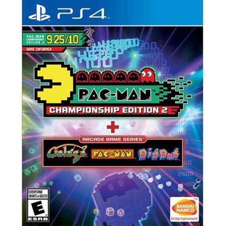 Pac-Man Championship Edition 2 + Arcade Game Series, Bandai/Namco, PlayStation 4, - Garfield Halloween Game 2