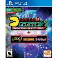 Pac-Man Championship Edition 2 + Arcade Game Series, Bandai/Namco, PlayStation 4, 722674121125