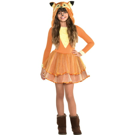 Fox Costume Woman (Suit Yourself Furry Fox Halloween Costume for)