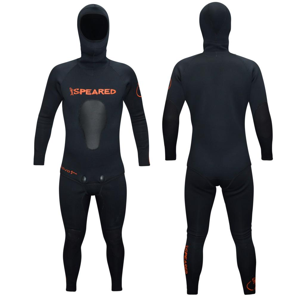 Speared Apparel Novo 3mm Wetsuit by
