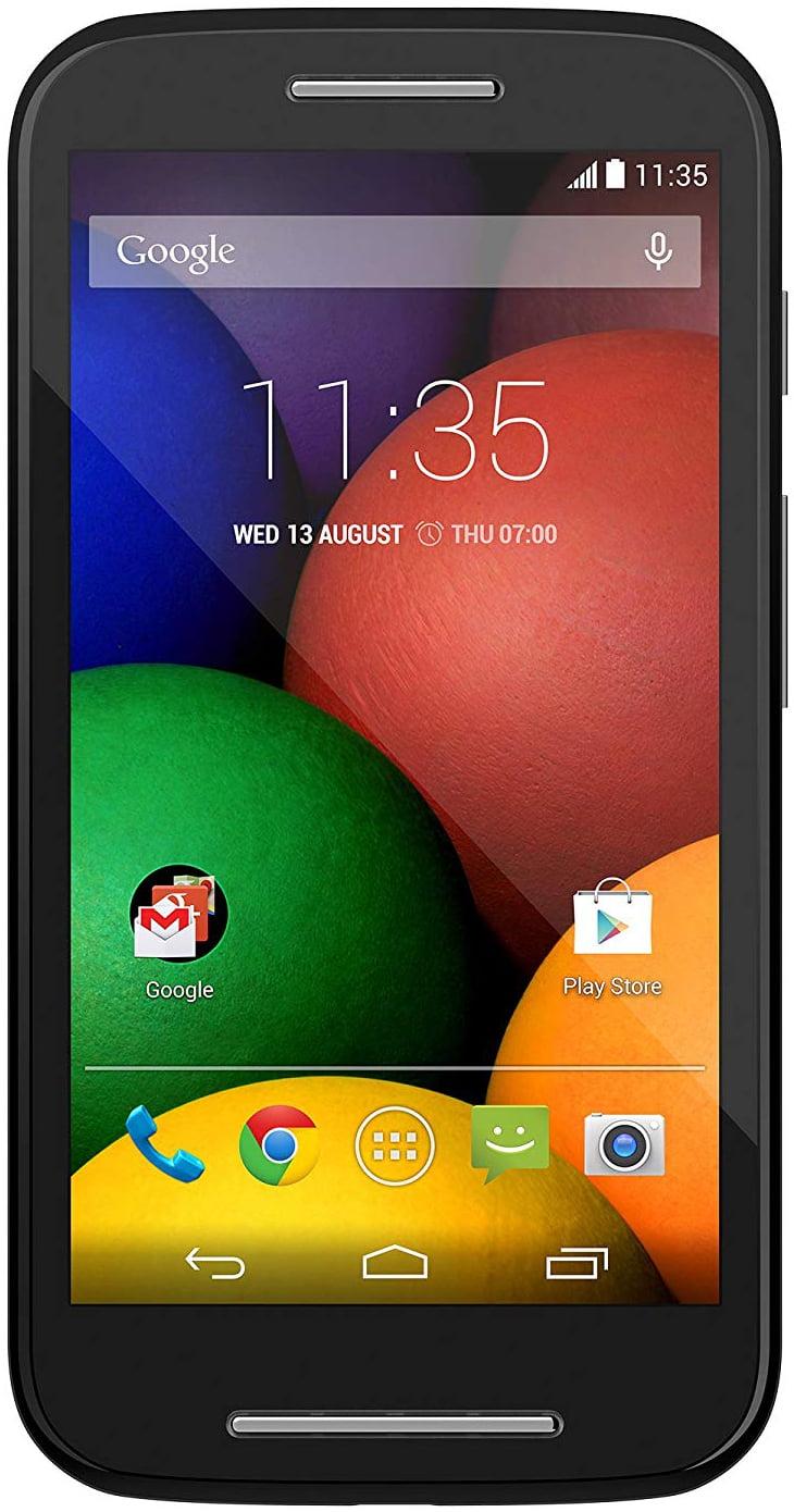 Motorola Moto E XT1021 4GB Unlocked GSM Android Phone - Black