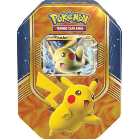 Pokemon TCG - Battle Heart Tin - Pikachu-EX ()