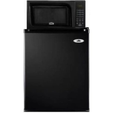 Summit MRF972SS Refrigerator-Microwave Combination with a Single