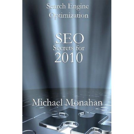 Search Engine Optimization  Seo  Secrets For 2010