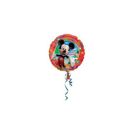 Mickey's Clubhouse Happy Birthday 18 inch Mylar Balloon. - Happy Birthday Mickey