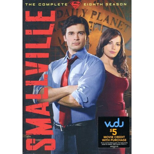 Smallville: The Complete Eighth Season (Widescreen)