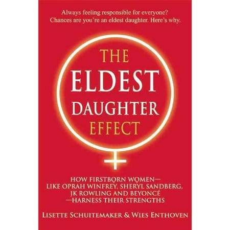 The Eldest Daughter Effect  How Firstborn Women  Like Oprah Winfrey  Sheryl Sandberg  Jk Rowling And Beyonce  Harness Their Strengths