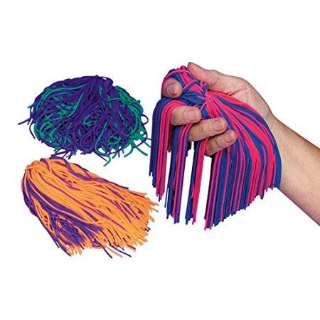 Mondo Ball - Play Visions Mondo Spaghetti Ball, Comes in Assorted Colors