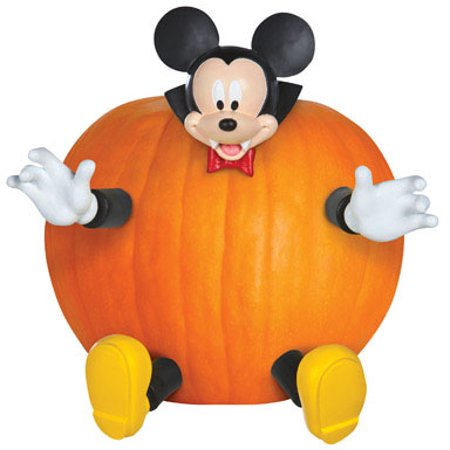 PUMPKIN PUSH IN MICKEY - Pumpkin Push Ins