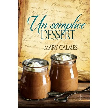 Un semplice dessert - eBook (Un Dessert Pour Halloween)