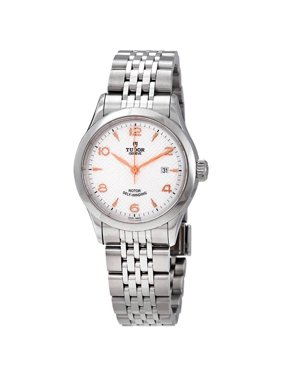 Tudor 1926 Silver Dial Automatic 28 mm Ladies Watch M91350-0001
