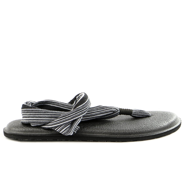 47426baf4f6a Sanuk - Sanuk Yoga Sling 2 Flip Flop Sandal Shoe - Womens - Walmart.com