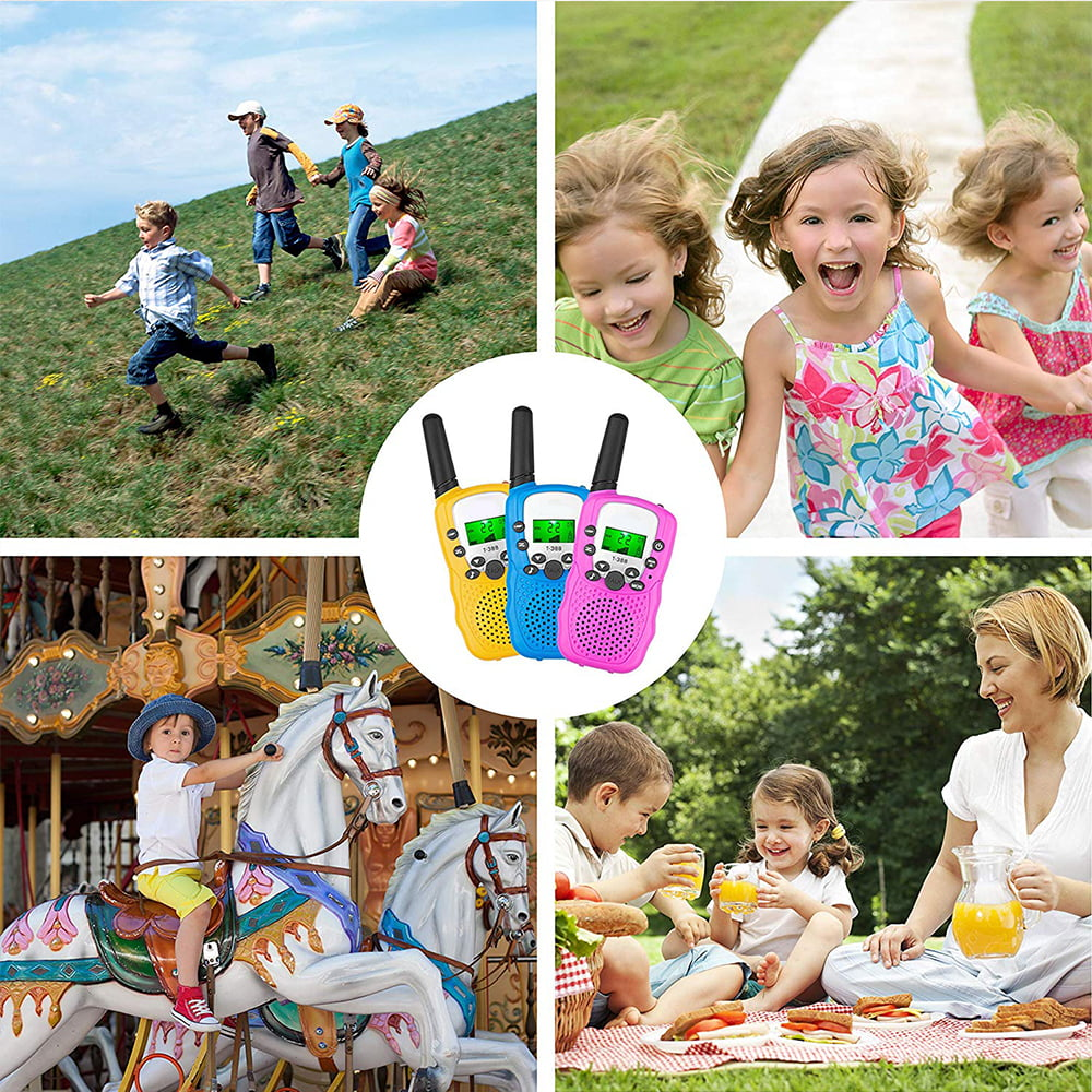 Outdoor Toys for 5-10 Year Old Boys Girls, Kids Walkie ...