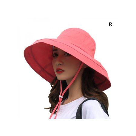 MarinaVida Women Summer Casual All-match Sunscreen Travel Breathable Sun Hat Fashion Cap Casual Hats Womens Clothing
