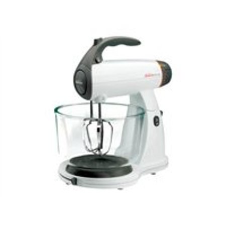 Sunbeam Mixmaster 2371 - Mixer - 350 W - white with gray accents