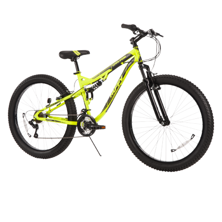 27 5 Huffy Men S 3 0 Carnage Mid Fat Plus Tire Mountain Bike Volt