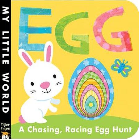 Halloween Egg Hunt (Egg A Chasing Racing Egg Hunt (Board)