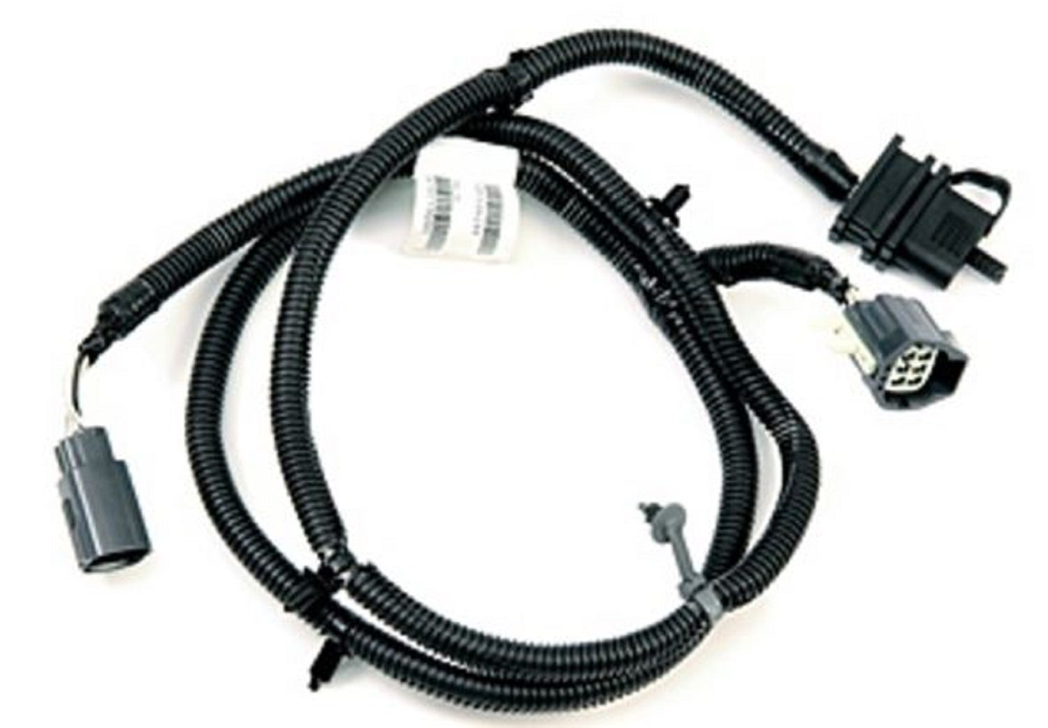 genuine chrysler mopar parts accessories part 82212455ad trailer hitch wiring harness for chrysler town \u0026 country and dodge caravan 2011 2017