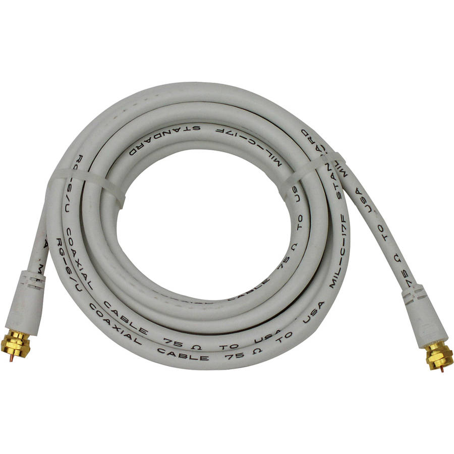 Prime Products 08-8024 Coax Cable, 50'
