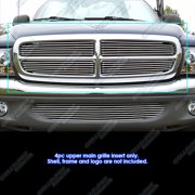 Fits 97-04 Dodge Dakota 97-03 Durango Billet Grille Insert