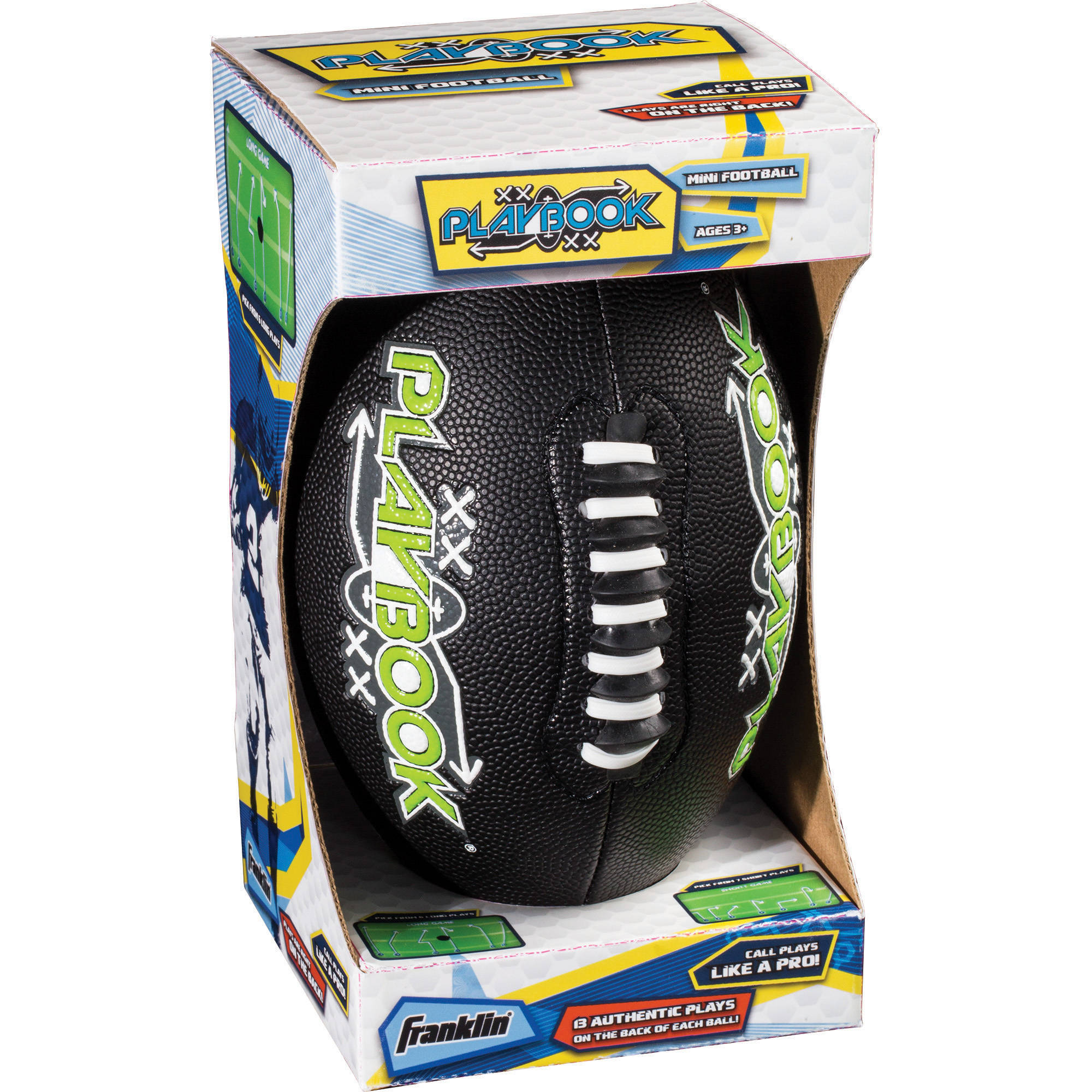 Franklin Sports Playbook Football 33027