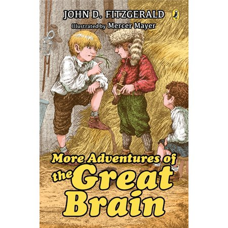 More Adventures of the Great Brain](The Great Halloween Puppy Adventure Review)